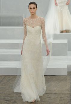 Bridal Spring 2015: Monique Lhuillier