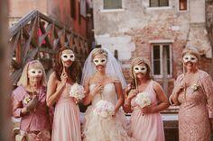 Photography: Aljosa Videtic Photography - aljosavidetic.com  Read More: http://www.stylemepretty.com/destination-weddings/2014/02/21/romantic-venice-wedding-at-ca-zanardi/