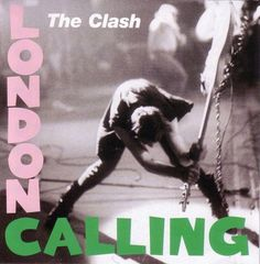 London Calling ... mostly because it captures a time period perfectly ... the transition of 70s to 80s ... punk to pink and green type faces