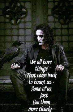 The Crow Brandon Lee Quotes Brandon Lee, Bruce Lee, Joker Quotes, Movie Quotes, Life Quotes, The Crow Quotes, Quotes To Live By, Favorite Quotes, Best Quotes