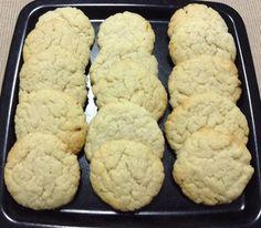 Εύκολα λεμονάτα cookies