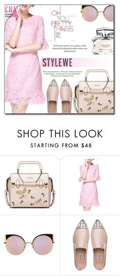"""""""styleWe"""" by fashion-pol ❤ liked on Polyvore featuring Fendi, Miu Miu and Gucci"""