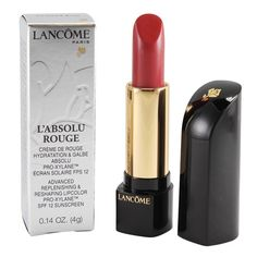 Check out this Lancome Le Rouge Absolute Lip Colour Crushed Rose with an MSRP of $29.00, but available for $13.00 only @ nomorerack.com/?cr=2334810