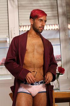 Batín de caballero Soy Homewear