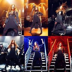 Demi Lovatos so bad ass I saw this her in concert 5 times!