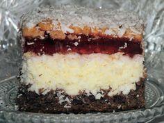 Polish Desserts, Polish Recipes, Oreo Cupcakes, Homemade Cakes, Tiramisu, Caramel, Cheesecake, Food And Drink, Cooking Recipes