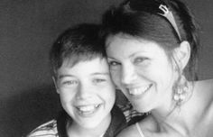 Anne Cox and Harry Styles