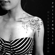 Tattoo by Philip Milic. I need his work on my body.