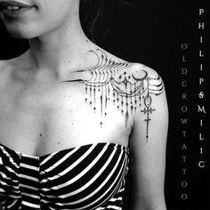 Tattoo by Philip Milic