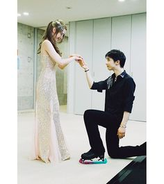 He truly is a prince, that Yuzu.