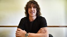Puyol: Presenting the trophy is an honour