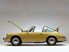 Porsche Targa …