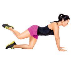 JoJo Leg Workout: Workouts: Self.com