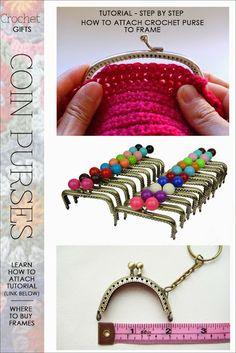 Marvelous Crochet A Shell Stitch Purse Bag Ideas. Wonderful Crochet A Shell Stitch Purse Bag Ideas. Crochet Wallet, Crochet Coin Purse, Free Crochet Bag, Crochet Purse Patterns, Crochet Shell Stitch, Crochet Tote, Crochet Handbags, Crochet Purses, Crochet Gifts