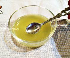Sirop natural din muguri de brad cu miere