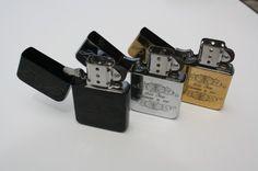 Groomsmen!! 7 ENGRAVED LIGHTERs Wind Proof Fliptop Brass Photo by EngravingYou, $59.99