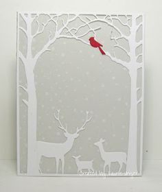 Laurie's Stampin Place: Winter wonderland