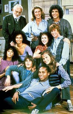 Fame....unmissable TV in the early 80's.