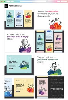 Empty State, Lists To Make, Design Bundles, Infographic, Cool Designs, Presentation, Graphic Design, App, Templates