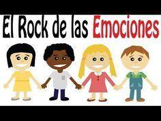 El Rock de las Emociones: proyecto Emoticantos - YouTube Teaching Procedures, Teaching Ideas, Classroom Management Tips, Mindfulness For Kids, Dual Language, Music Classroom, Teaching Spanish, Teacher Hacks, Elementary Teacher