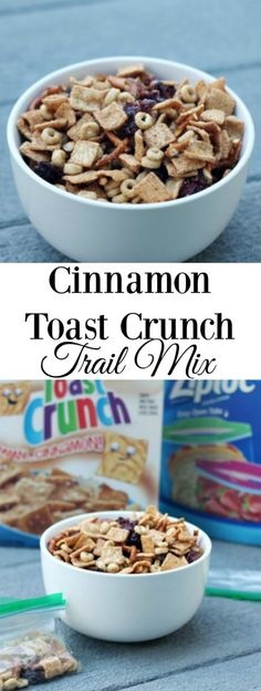 Ready for a different kind of trail mix? This Cinnamon Toast Crunch Trail Mix is the perfect snack idea thanks to @costco & @boxtops. #ad #CostcoBoxTops