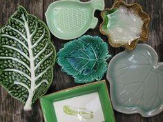 leafy ceramics