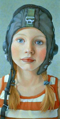 The Young Pilot, Jantina Peperkamp (Dutch)