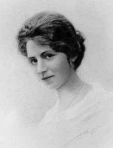 Jeanne Malivel, artiste-peintre et graveuse.
