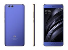 Xiaomi Mi 6 in Coral Blue goes on sale tomorrow