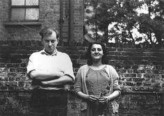 Alison & Peter Smithson.
