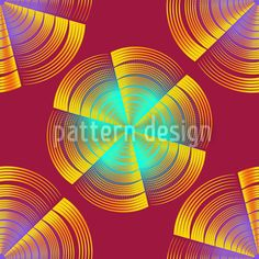 Futura Floral by Andreas Loher available for download as a vector file on patterndesigns.com Pattern Designs, Vector Pattern, Repeating Patterns, Vector File, Surface Design, Floral, Fantasy, Flowers, Shop
