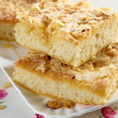 ESSEN & TRINKEN - Zitroniger Butterkuchen Rezept