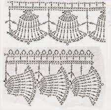 Resultado de imagem para campanas a crochet paso a paso