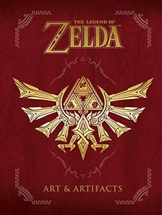 The Legend of Zelda: Art and Artifacts Hardcover (inbunden). The Legend of Zelda™: Art and Artifacts contains over four hundred pages of fully realized illustra The Legend Of Zelda, Breath Of The Wild, Saga Zelda, Science Fiction, Twilight Princess Hd, Edition Collector, Japanese Video Games, Horse Books, The Artist