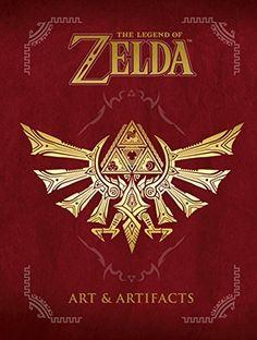 Amazon - The Legend of Zelda: Art and Artifacts book preorders open
