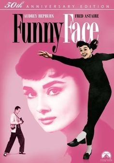 Funny Face (1957)~Every girl on every page of Quality has grace, elegance, and pizazz. Now, what's wrong with bringing out a girl who has character, spirit, and intelligence?