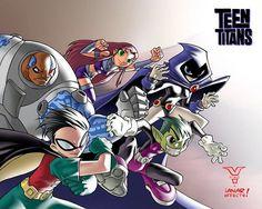 Teen Titans by iAnar   #dcgramm #comics #batman #iphoneonly #cute #follow #followback #dccomics #superman #model #games #nerd #geek #iphonesia #instadaily #instagramhub #instagramers #marvel #marvelcomics #movie #justiceleague #suicidesquad #teentitans