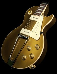 Used Gibson Tribute to Les Paul Electric Guitar Bullion Gold