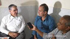 Roda de conversa Jornal Agora #AndréCeciliano