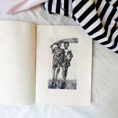 Wet// #inktober2016 #inktoberday16 #ink #art #rain #sketchbook #illustration