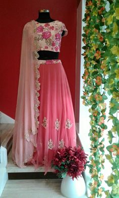 Shop for Luxury Collection, Lehenga, Anarkali Suit, Saree Indian Look, Indian Ethnic Wear, Indian Style, Wedding Lehenga Designs, Saree Wedding, Indian Dresses, Indian Outfits, Indian Clothes, Anarkali Lehenga