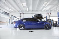 BMW m3 on ADV5.1 - Active Autowerke Supercharged     http://viettelidc.com.vn
