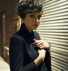 Short Pixie Cut Curly Hairstyles