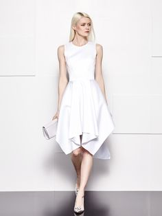 Asymetryczna sukienka, MOHITO