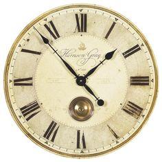 everyone needs a big clock!