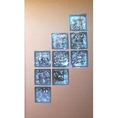 Pared con parte o totalidad de ladrillos de vidrio - Ladrillos de cristal medidas ...