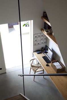WABI SABI - simple, organic elegance the Scandinavian way.: An abundance of wood and brick