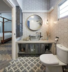 Nice 150 Stunning Small Farmhouse Bathroom Decor Ideas And Remodel To Inspire Your Bathroom https://roomadness.com/2018/05/04/150-stunning-small-farmhouse-bathroom-decor-ideas-and-remoddel-to-inspire-your-bathroom/