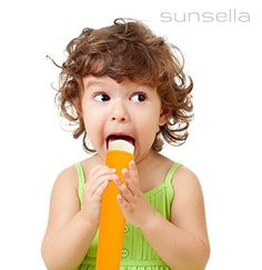 Sunsella Premium Silicone Popsicle Ice Pop Molds Set 6 Summer Party Supplies Hot #Sunsella