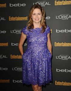 Pin for Later: The Hot Hollywood Mamas of 2014 Jenna Fischer